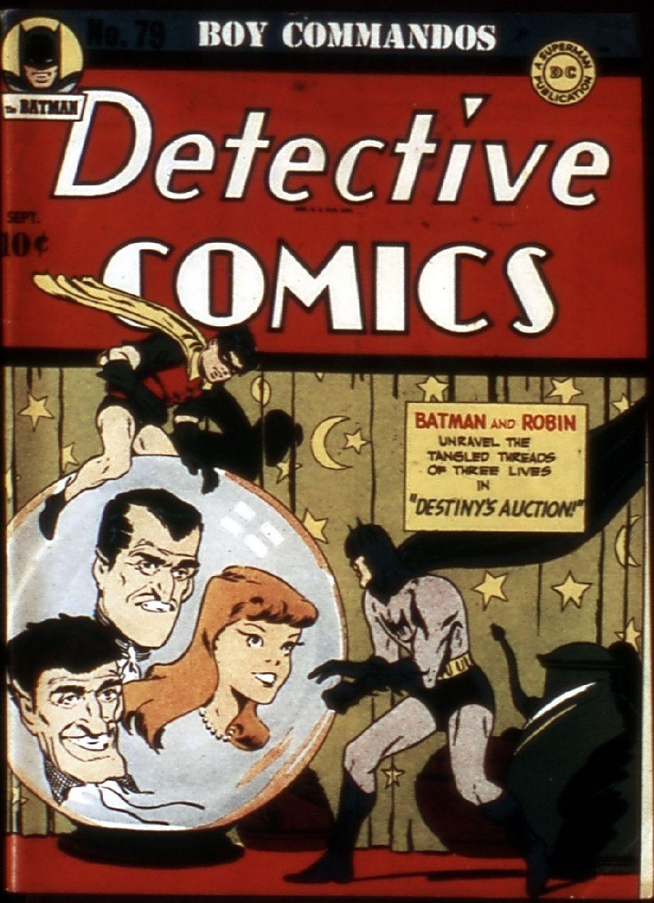 Detective Comics (1937) 79 Page 1