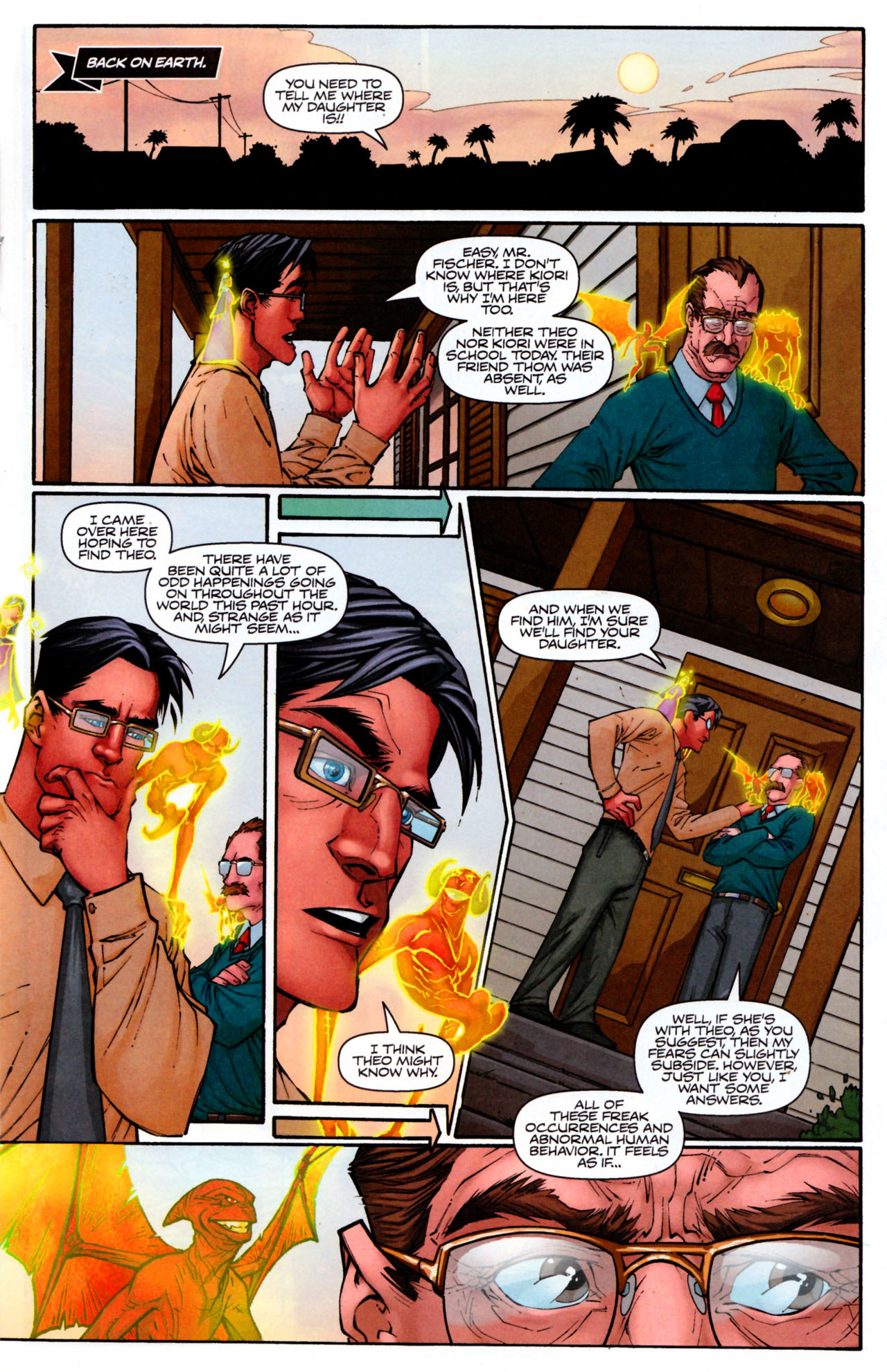 Read online Shrugged (2006) comic -  Issue #8 - 21
