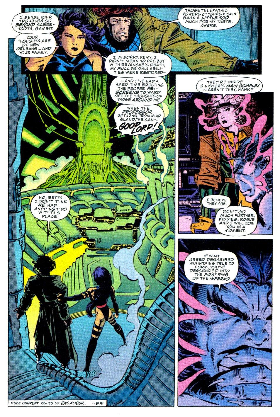 X-Men (1991) 34 Page 4