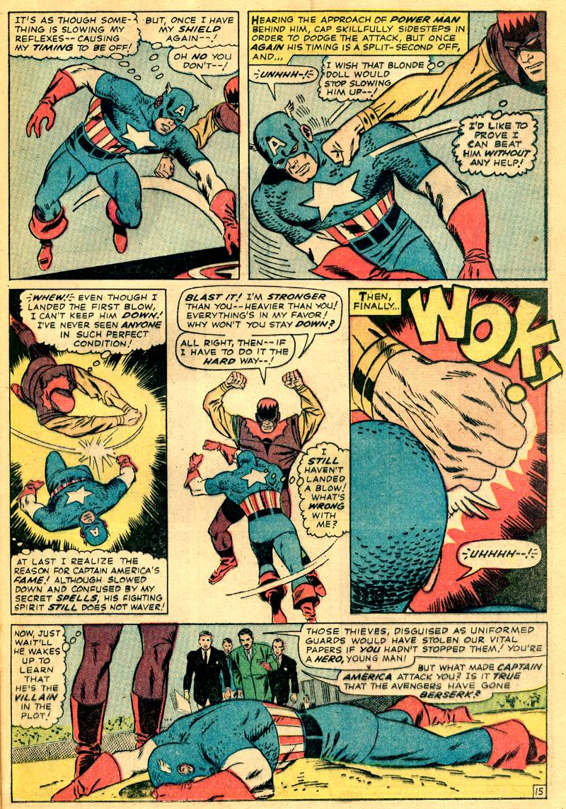 The Avengers (1963) 21 Page 20