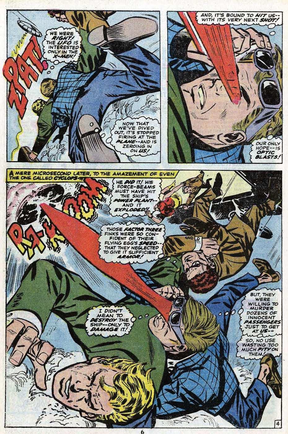 Read online Uncanny X-Men (1963) comic -  Issue #85 - 8