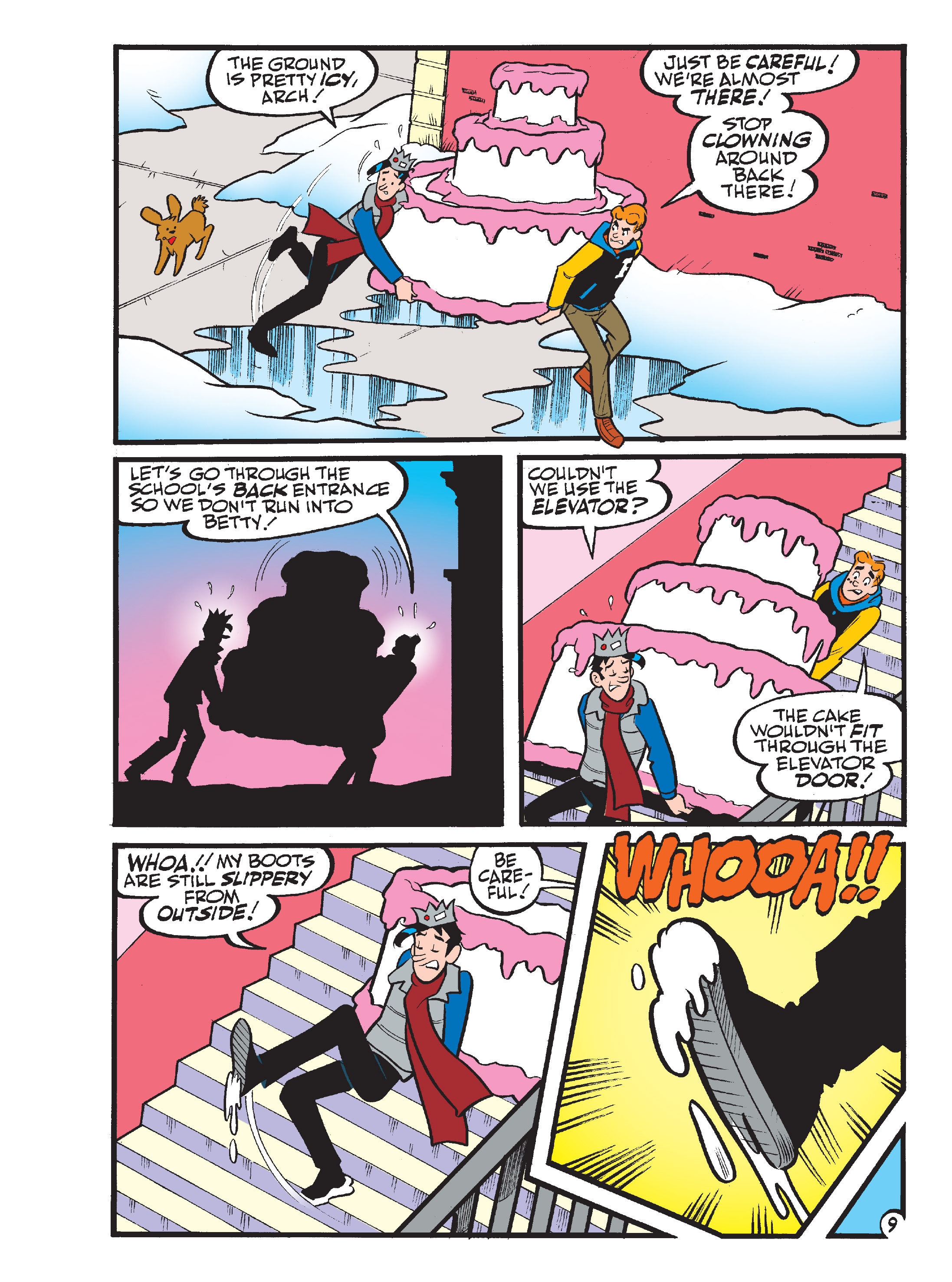 Read online World of Archie Double Digest comic -  Issue #55 - 10