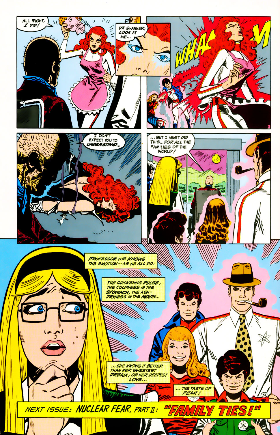 Read online Adventures of the Outsiders comic -  Issue #39 - 32