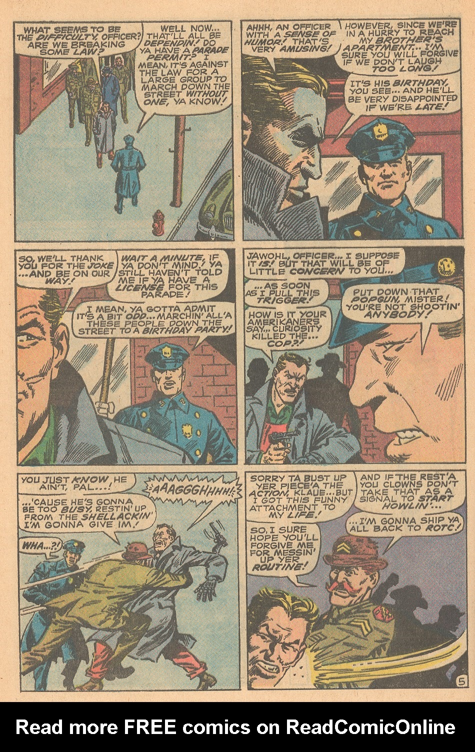 Read online Sgt. Fury comic -  Issue #69 - 8