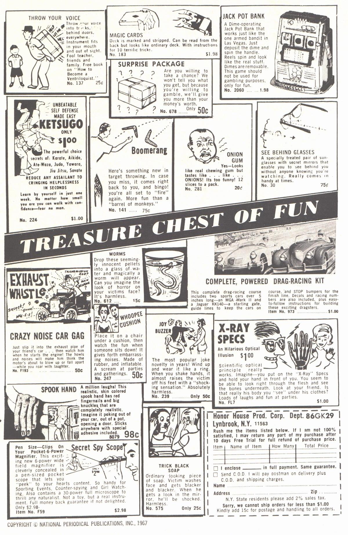 Read online Adventure Comics (1938) comic -  Issue #356 - 2