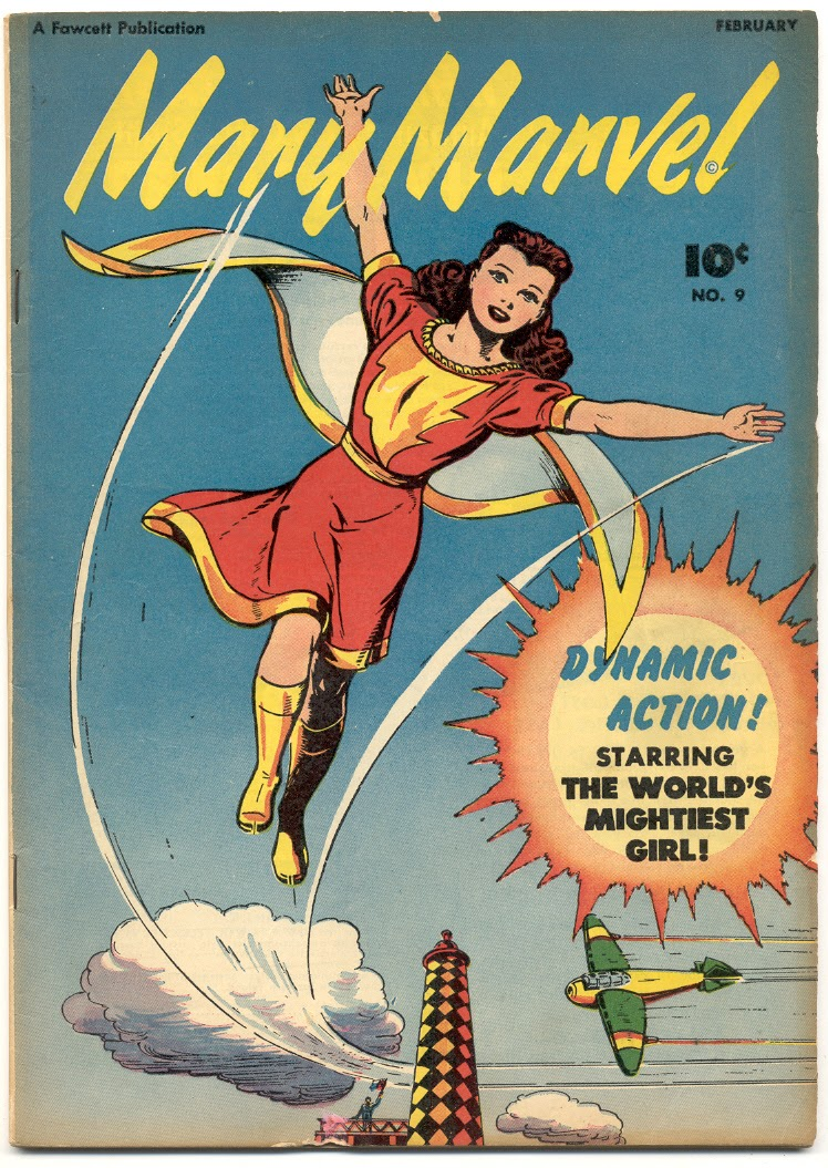 Mary Marvel issue 9 - Page 1