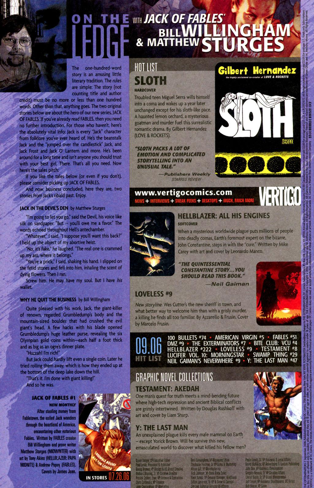 Read online The Exterminators comic -  Issue #7 - 23