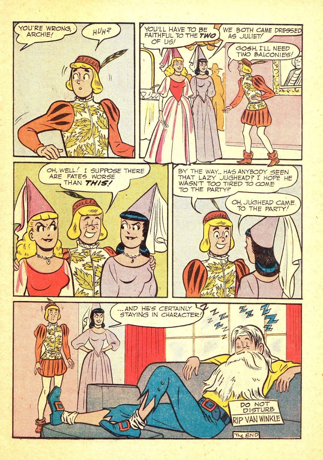 Read online Archie (1960) comic -  Issue #121 - 11