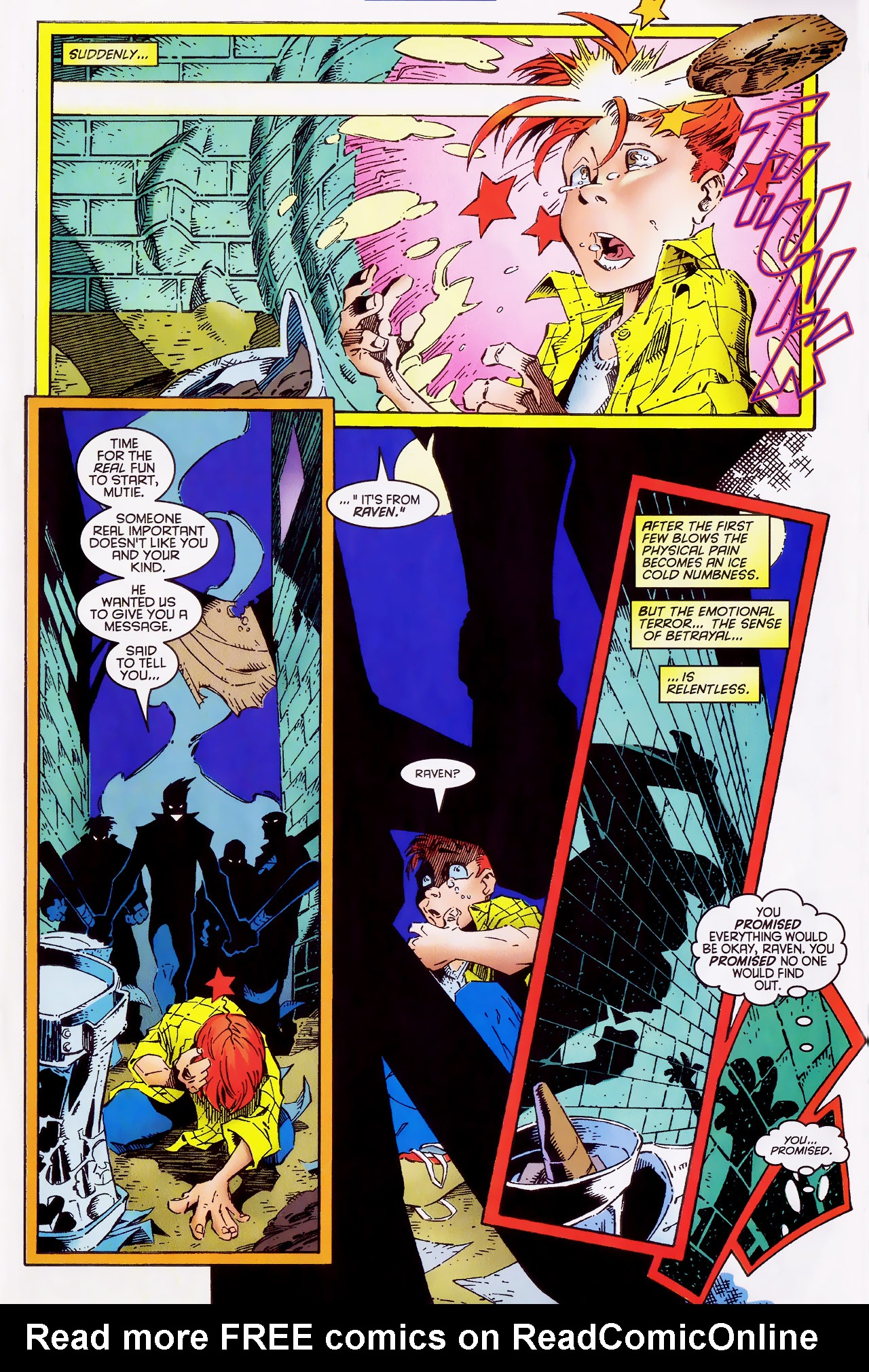 Read online X-Factor (1986) comic -  Issue #127 - 5