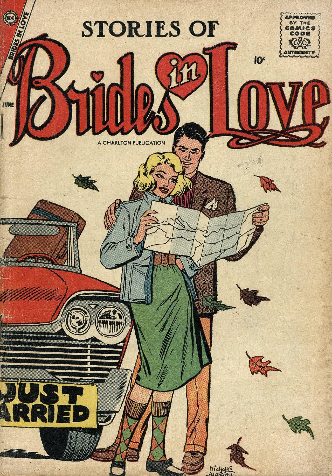 Brides in Love 8 Page 1
