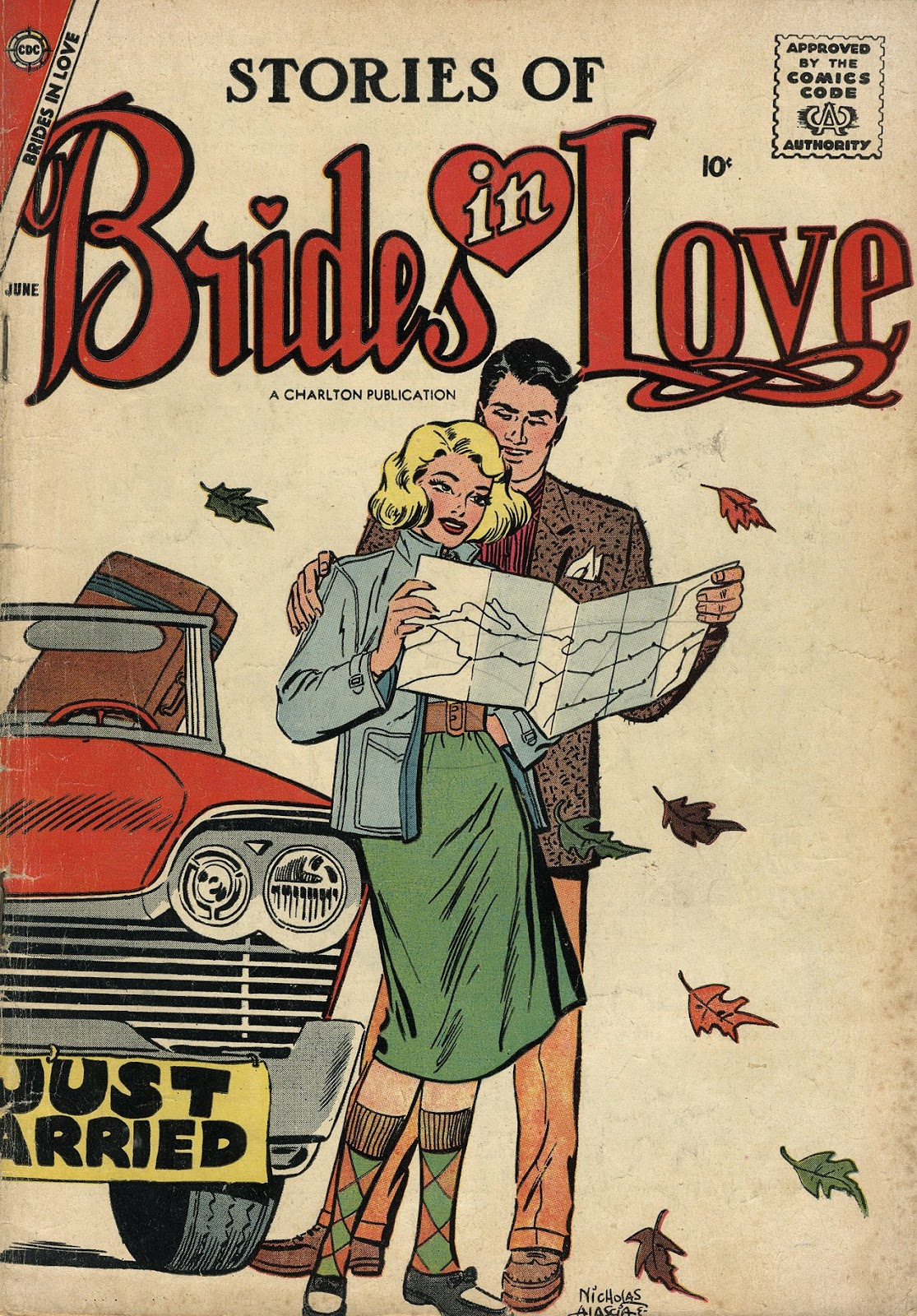 Brides in Love issue 8 - Page 1