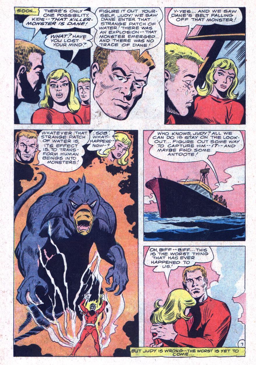 Read online Sea Devils comic -  Issue #35 - 11