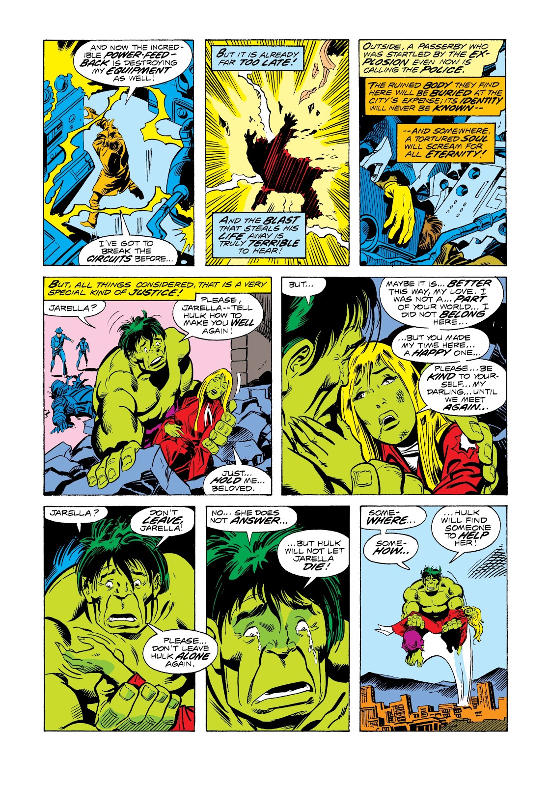 Read online Marvel Masterworks: The Incredible Hulk comic -  Issue # TPB 12 (Part 3) - 7