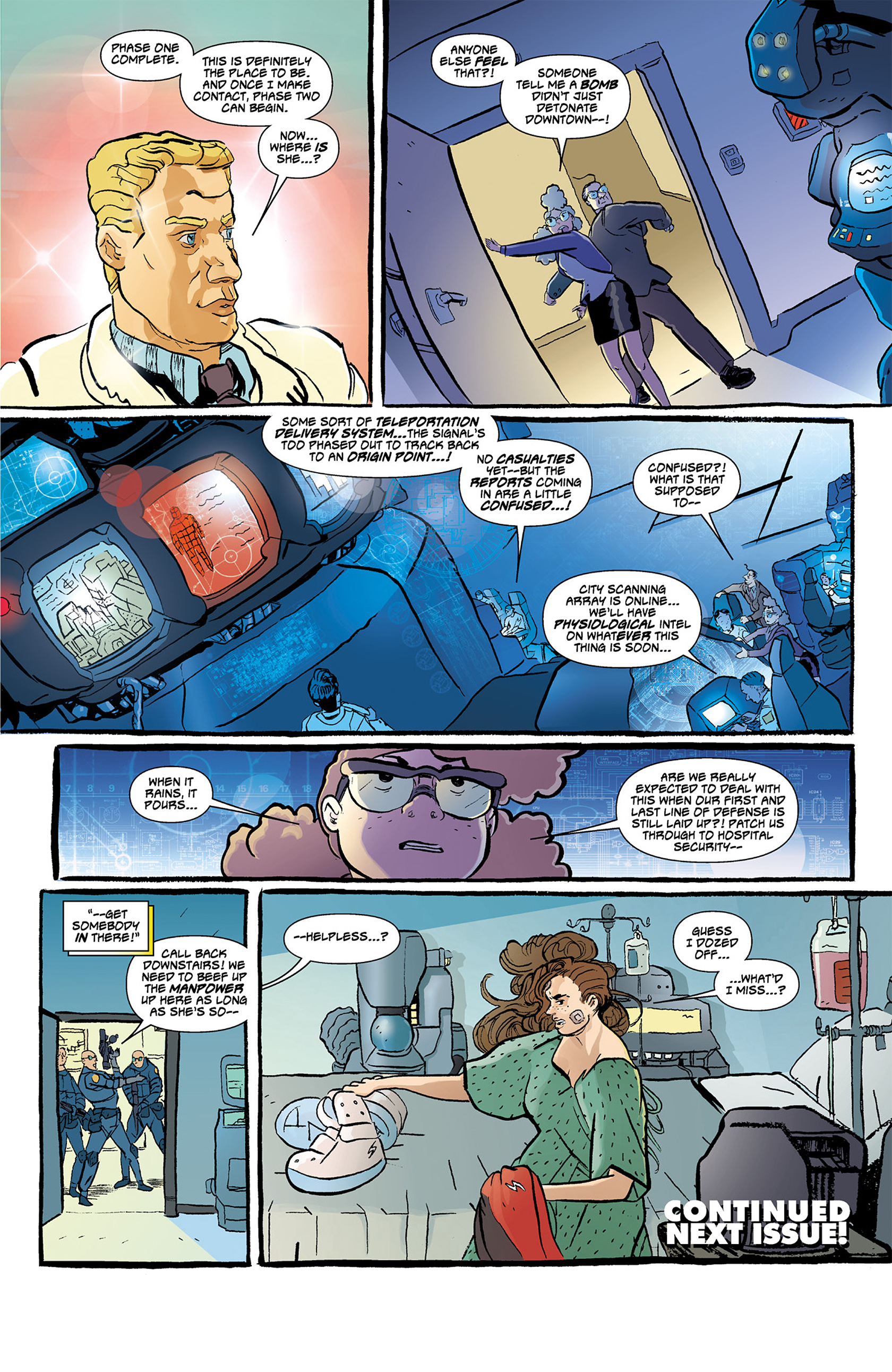 Read online Catalyst Comix comic -  Issue #2 - 23