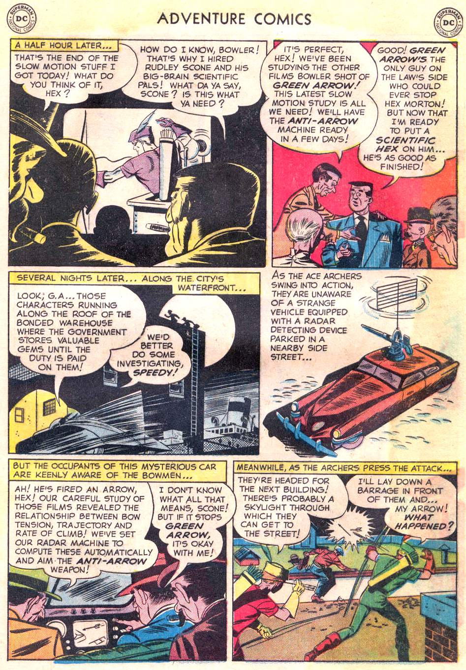 Read online Adventure Comics (1938) comic -  Issue #166 - 33