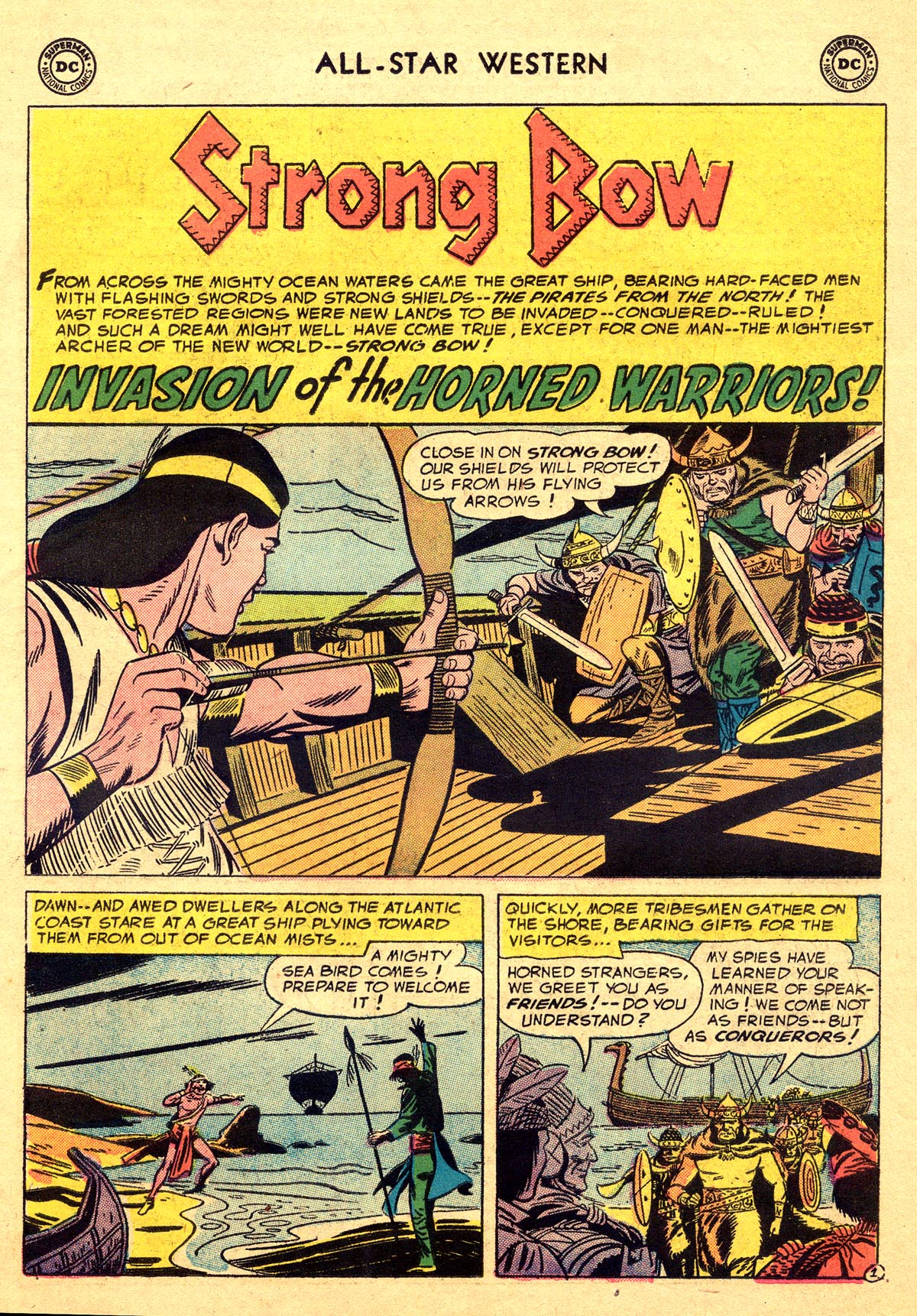Read online All-Star Western (1951) comic -  Issue #93 - 11