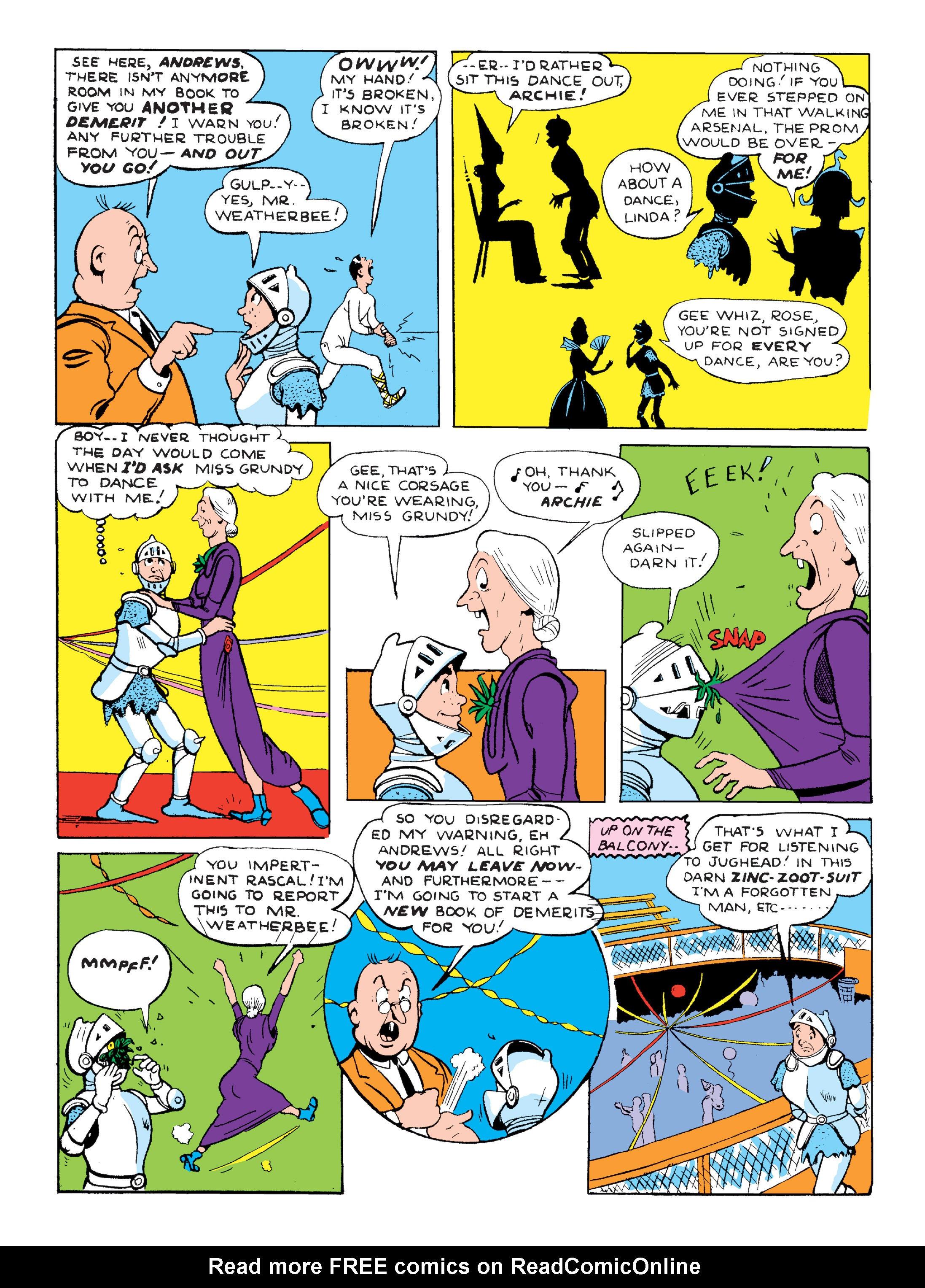 Read online Archie 1000 Page Comics Bonanza comic -  Issue #2 (Part 1) - 103