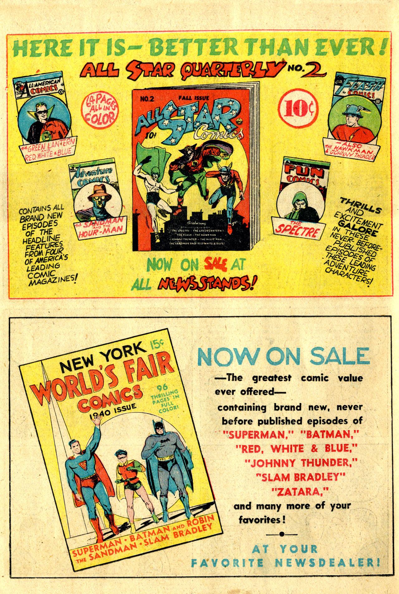 Read online Detective Comics (1937) comic -  Issue #44 - 66