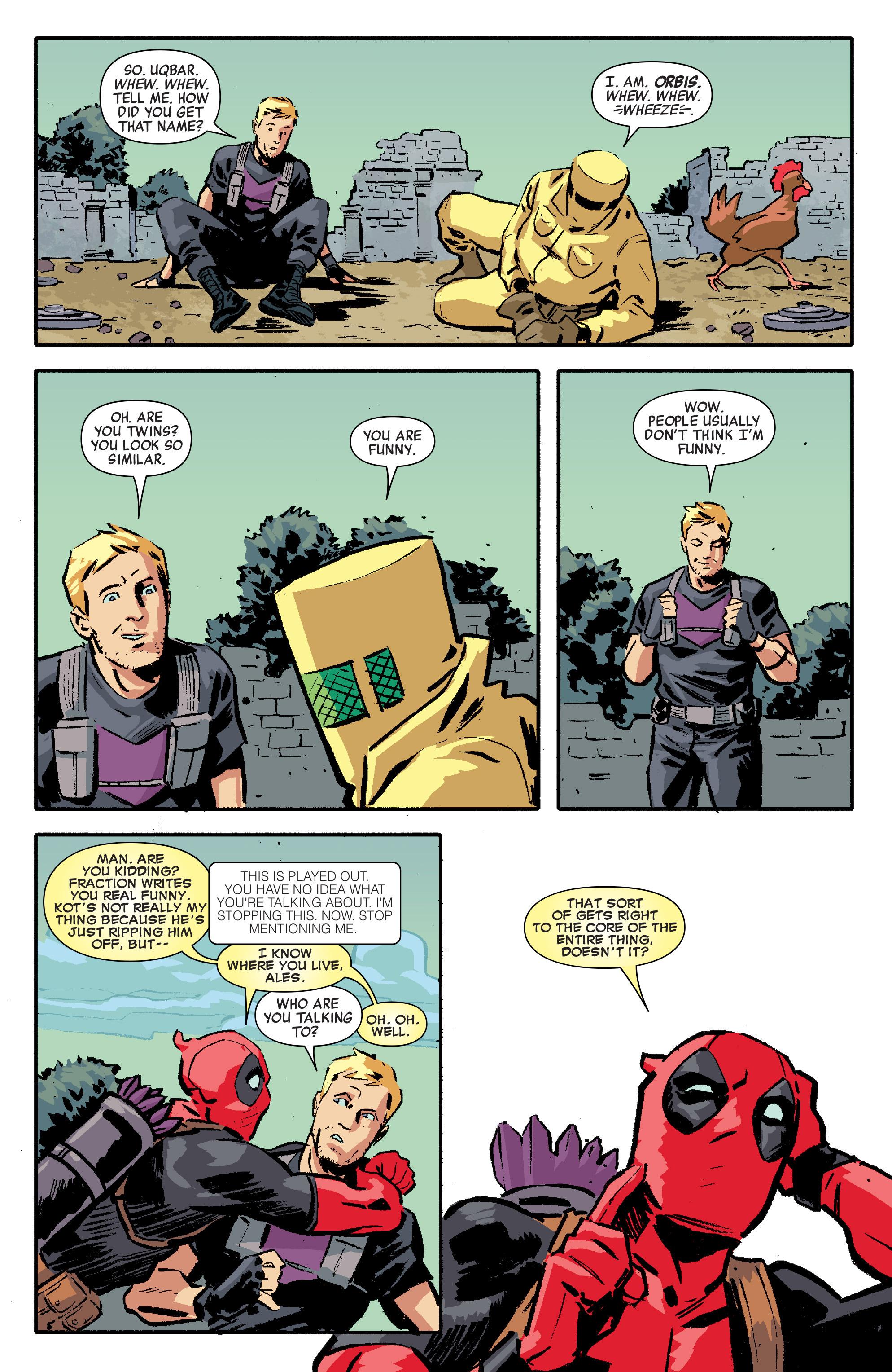 Read online Secret Avengers (2014) comic -  Issue #7 - 14