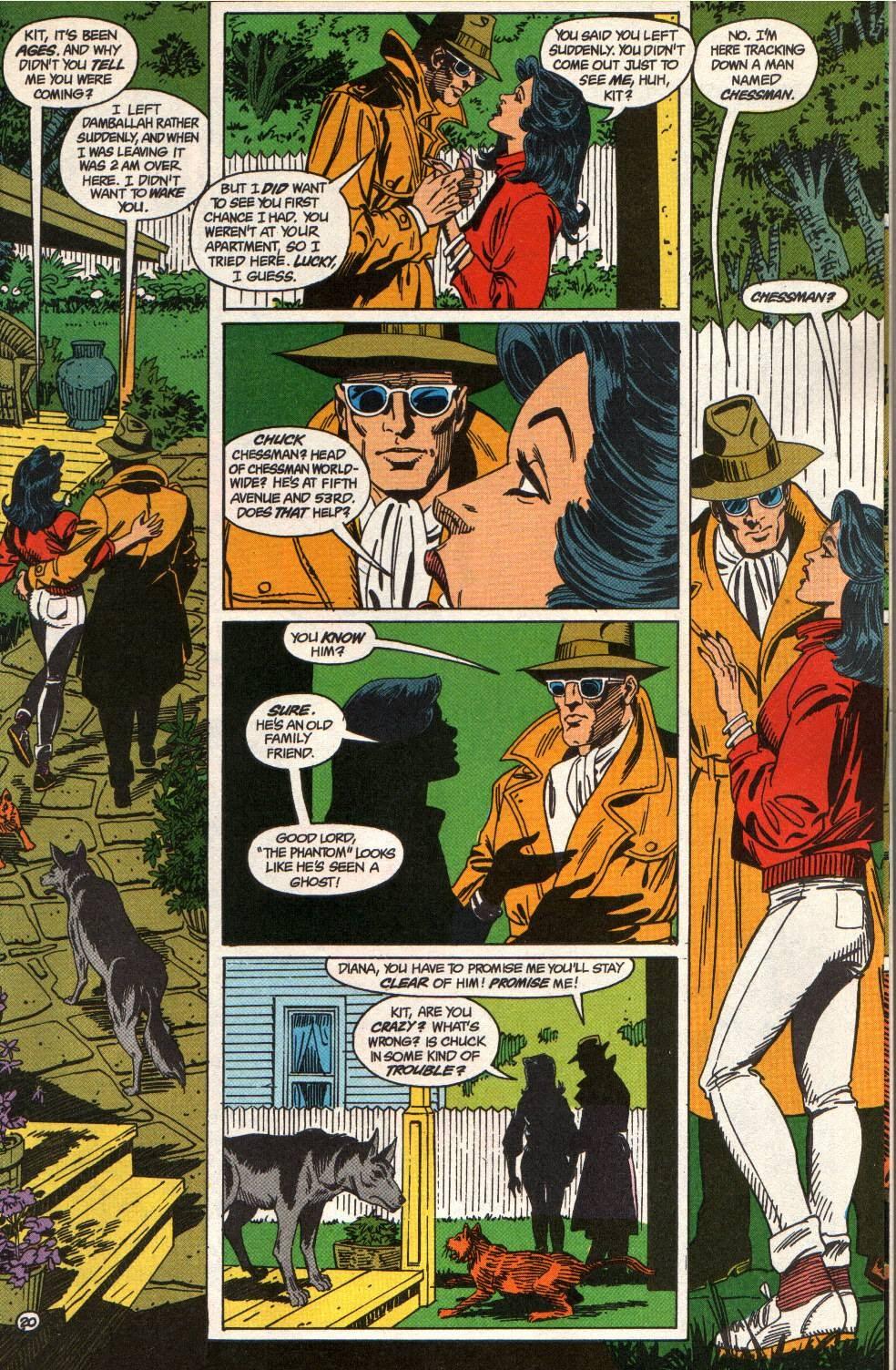 Read online The Phantom (1988) comic -  Issue #2 - 25