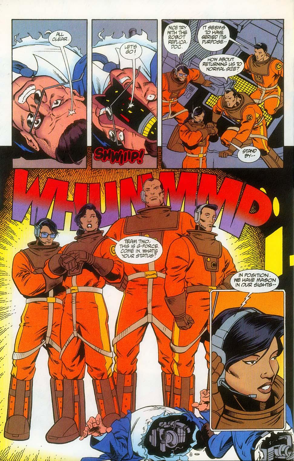 Godzilla (1995) Issue #12 #13 - English 20