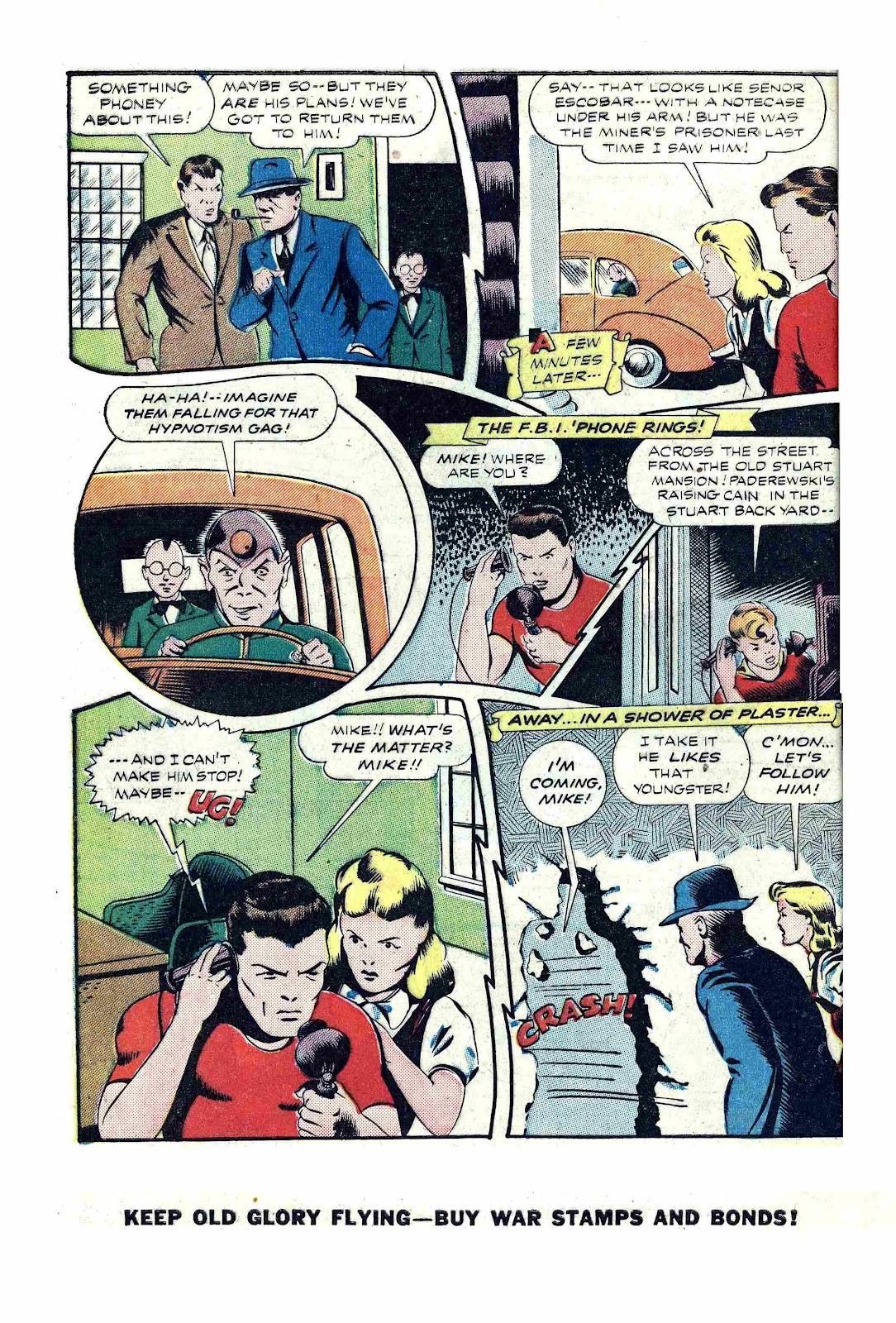 Read online America's Best Comics comic -  Issue #13 - 44