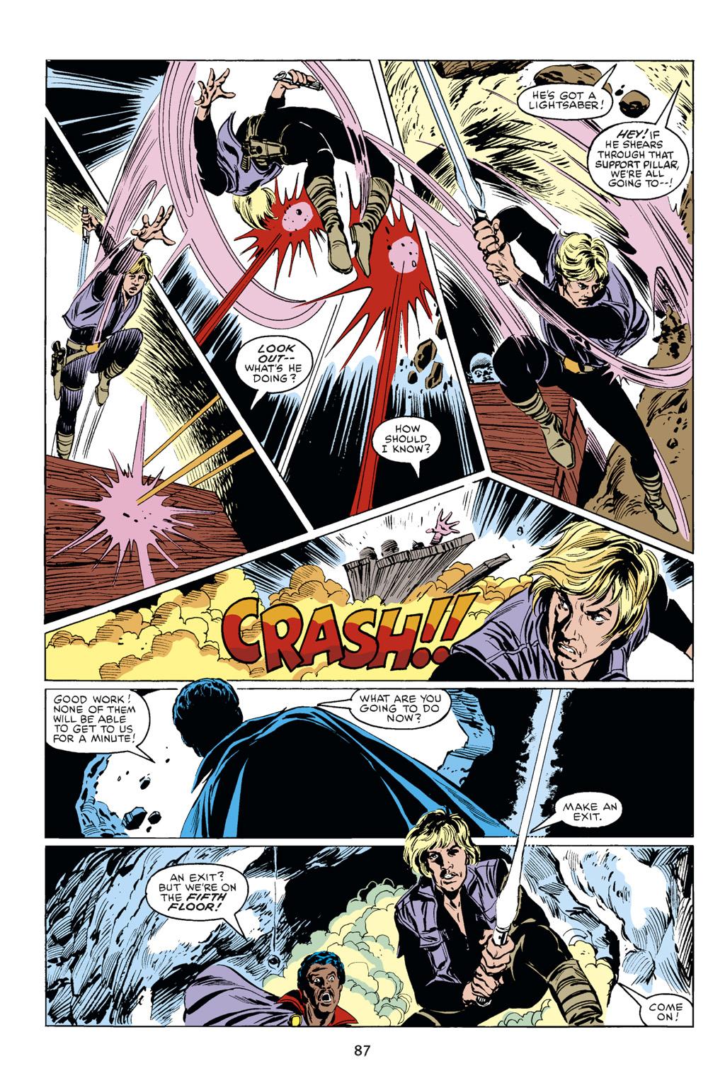 Read online Star Wars Omnibus comic -  Issue # Vol. 18 - 79