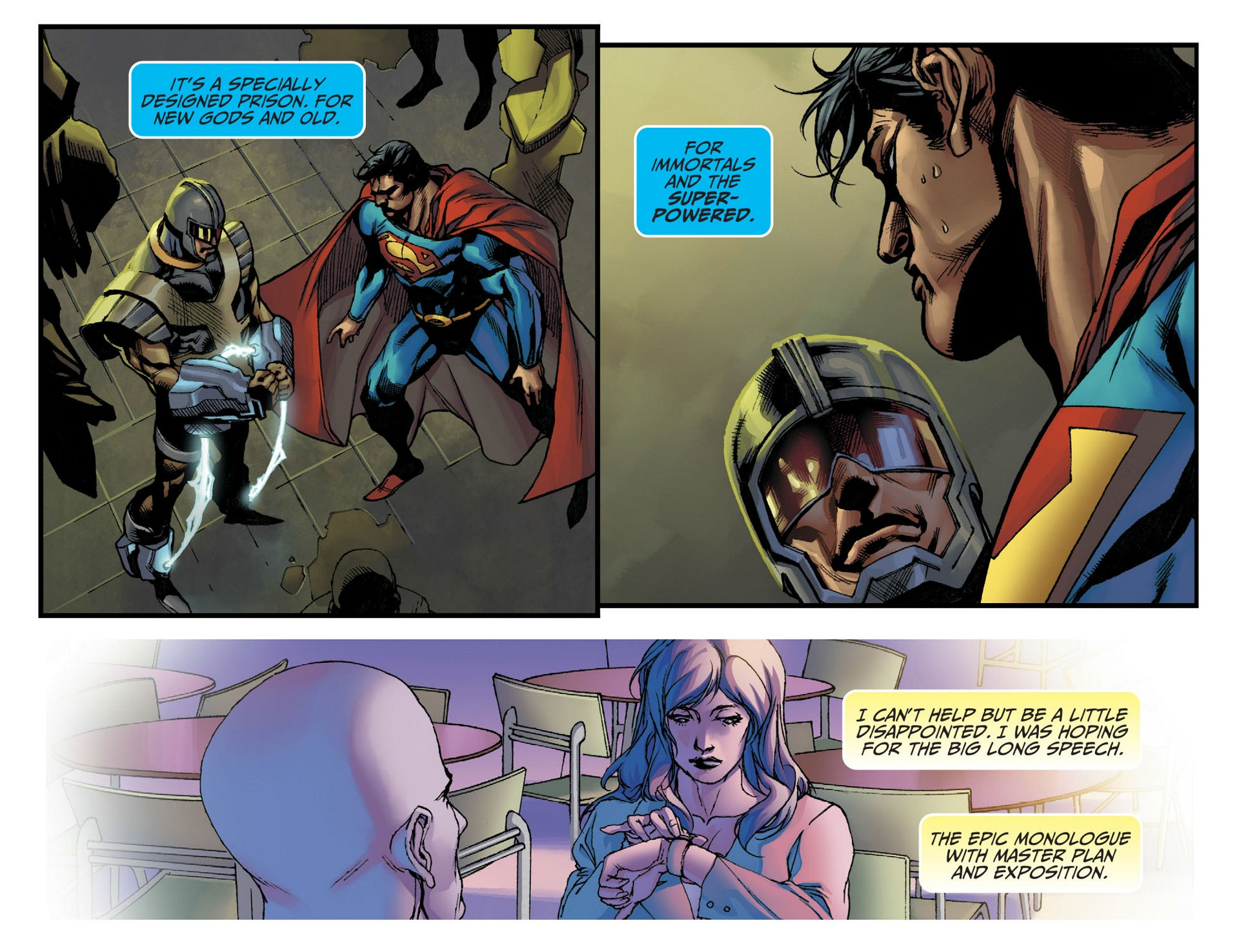 Read online Adventures of Superman [I] comic -  Issue #9 - 4
