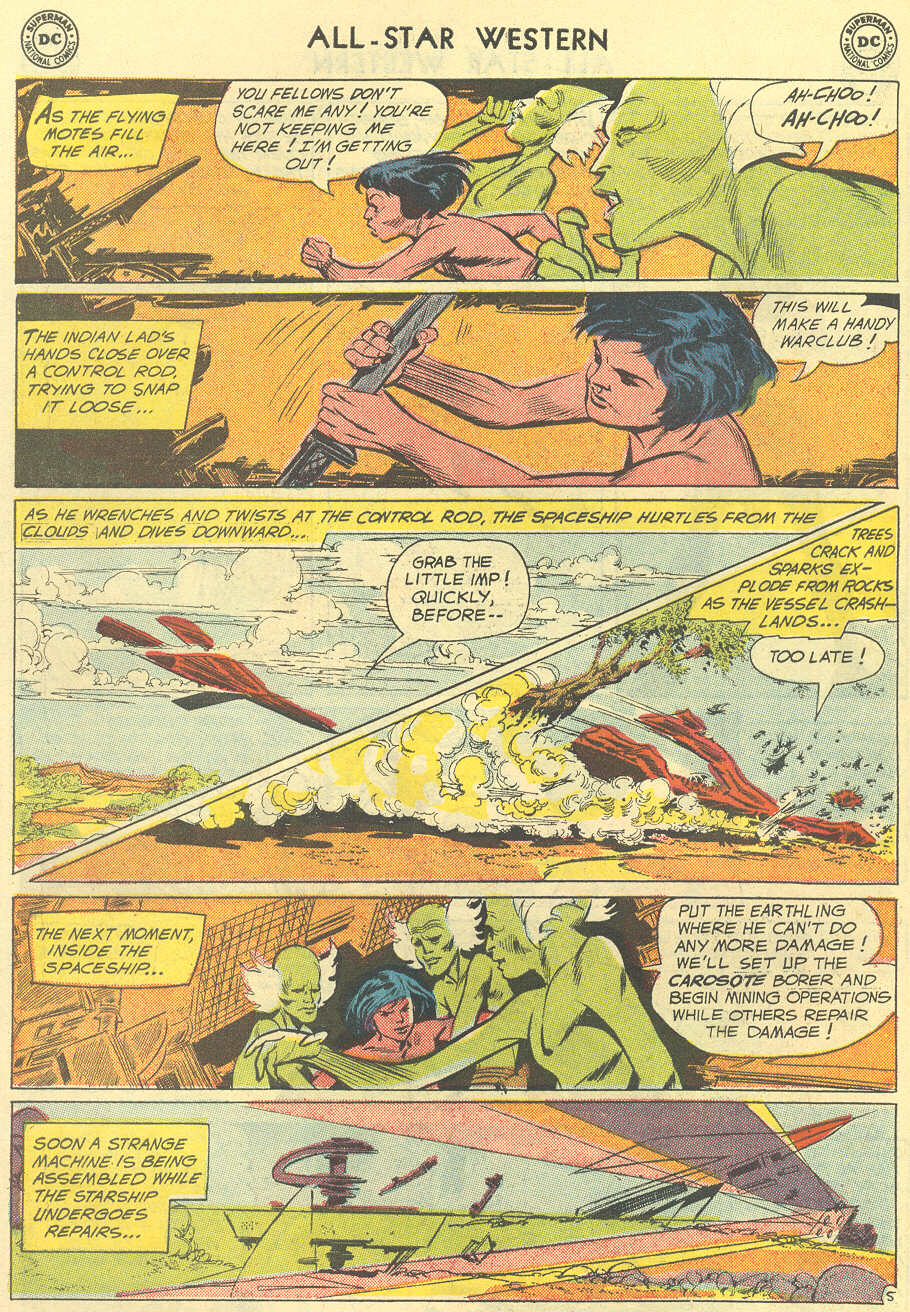 Read online All-Star Western (1951) comic -  Issue #119 - 26