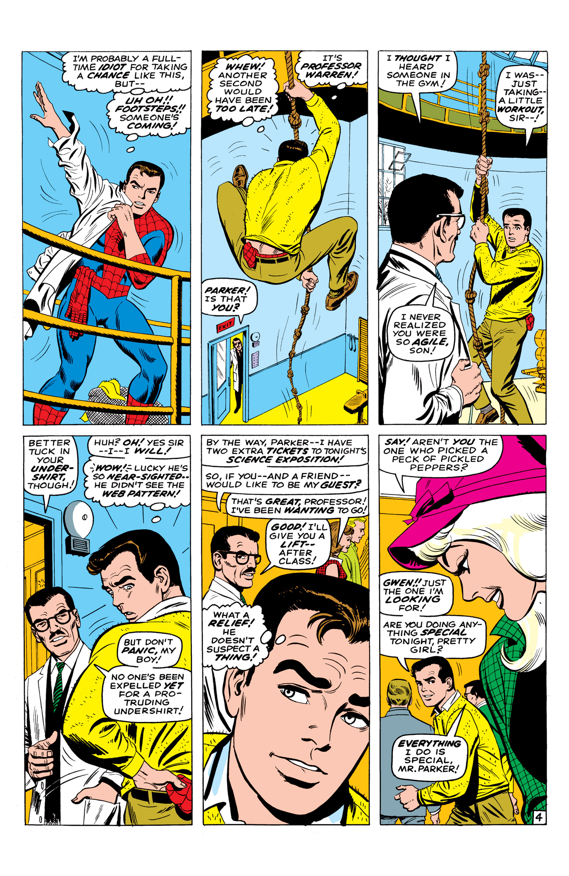 The Amazing Spider-Man (1963) 53 Page 4
