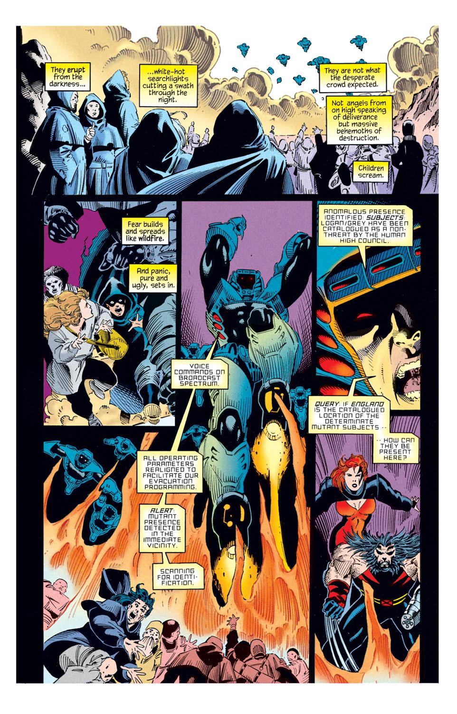 Read online Amazing X-Men (1995) comic -  Issue #1 - 18