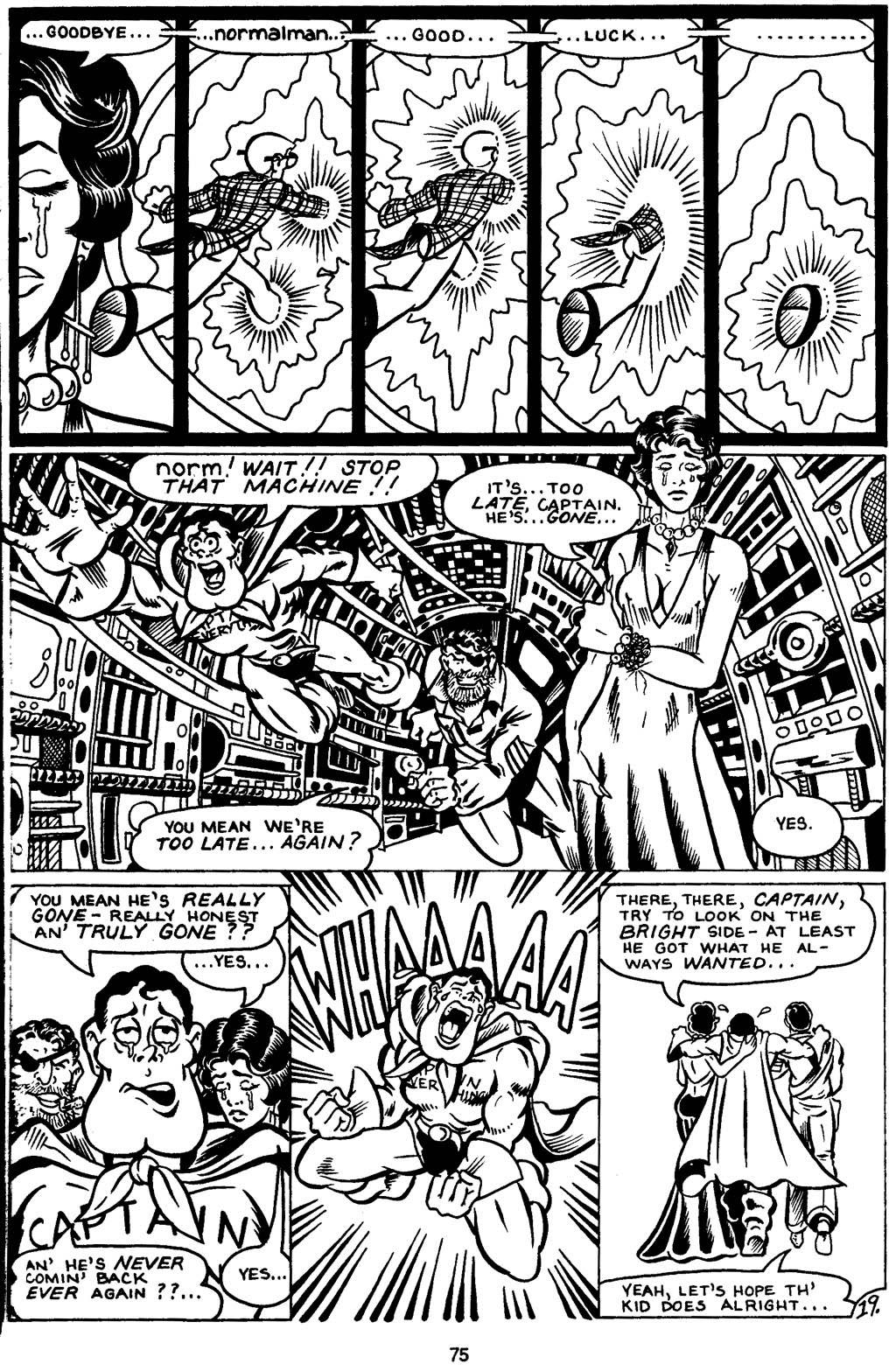 Read online Normalman - The Novel comic -  Issue # TPB (Part 1) - 79