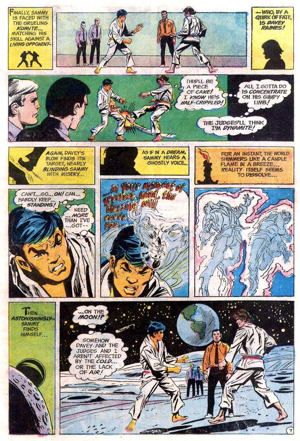 Read online Strange Sports Stories (1973) comic -  Issue #2 - 8