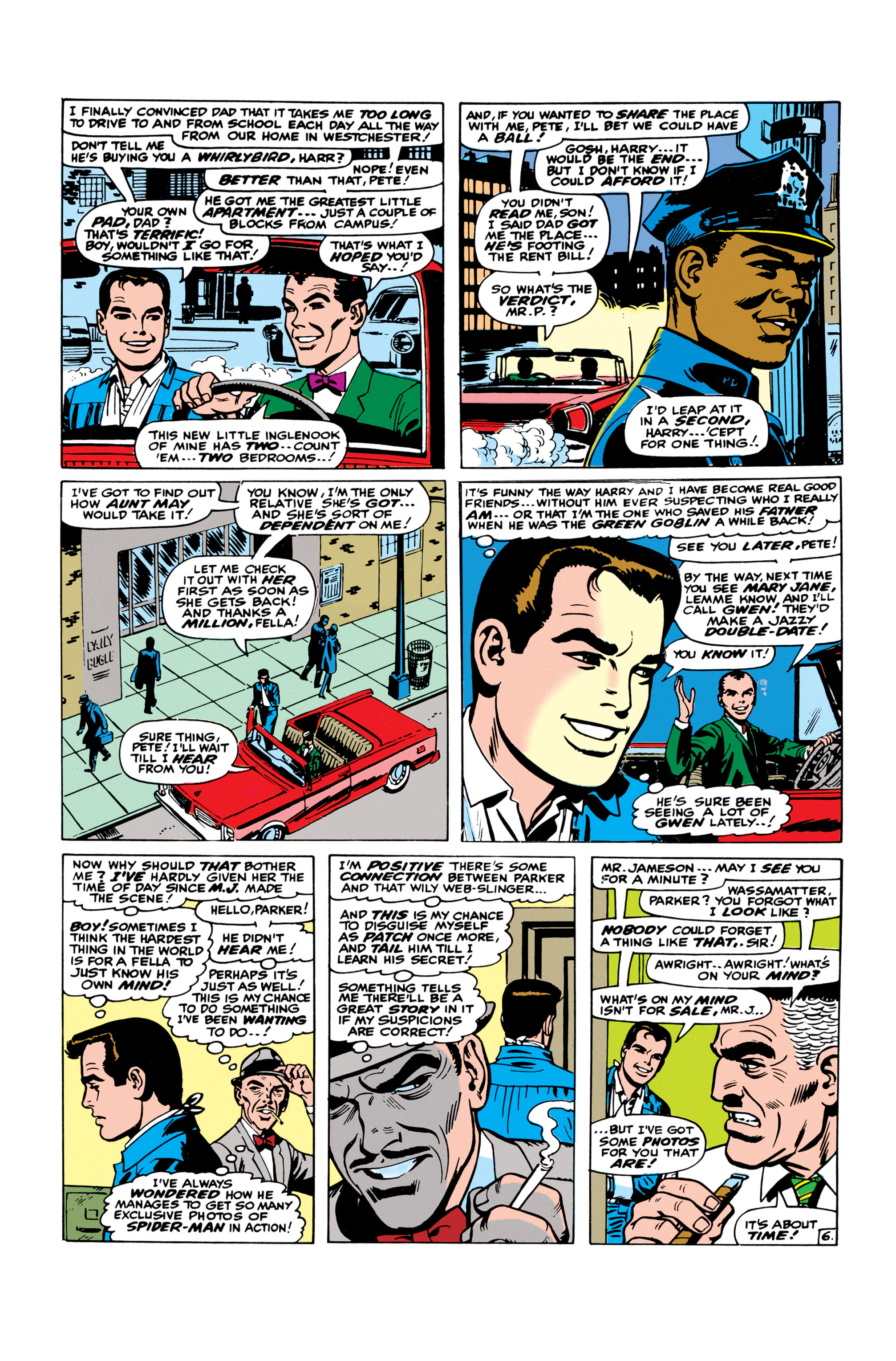 The Amazing Spider-Man (1963) 46 Page 6