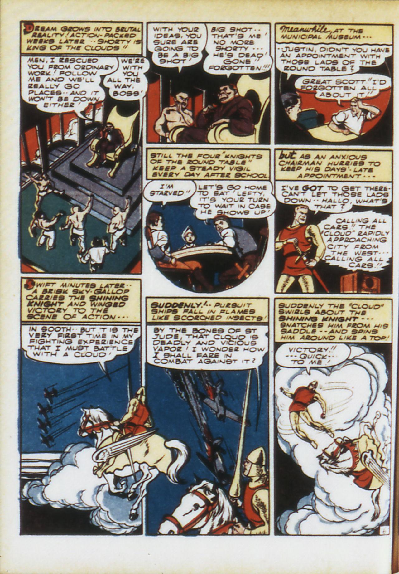 Read online Adventure Comics (1938) comic -  Issue #74 - 39