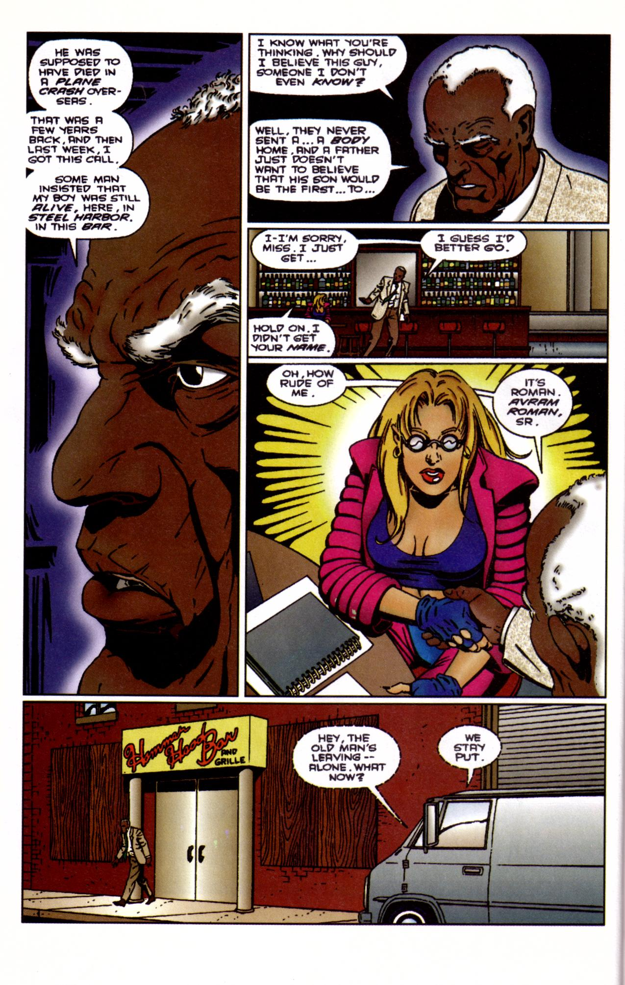 Barb Wire (1994) issue 4 - Page 11