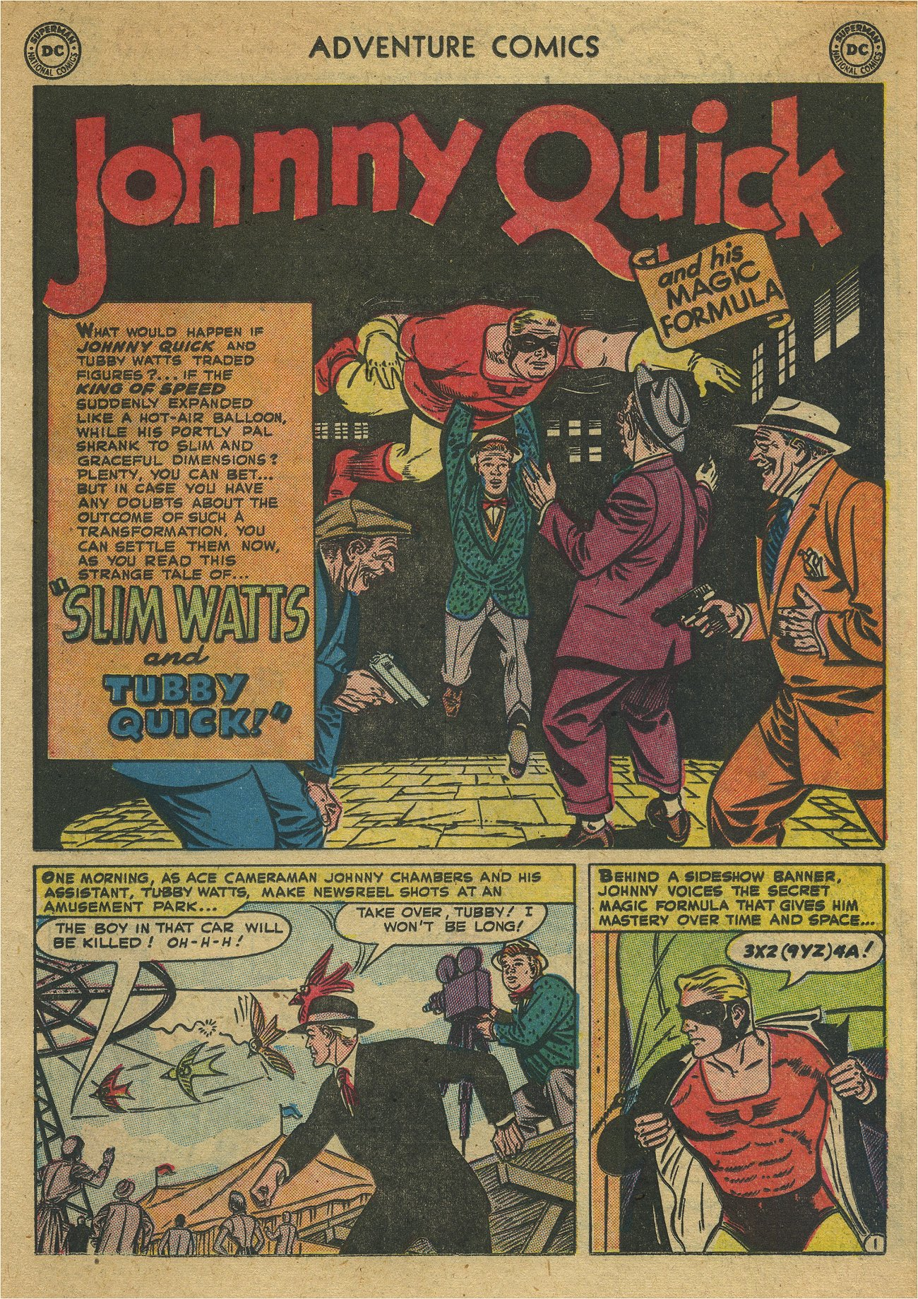 Read online Adventure Comics (1938) comic -  Issue #171 - 15