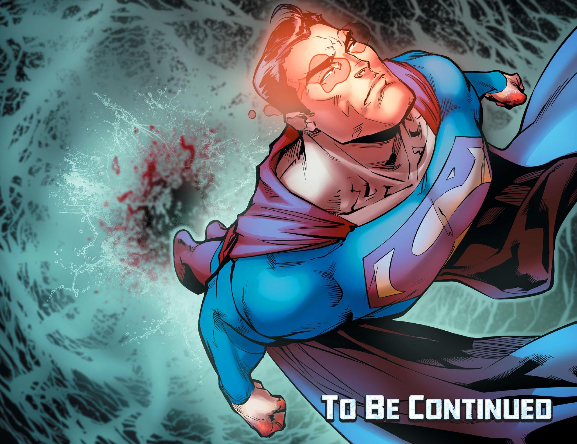 Read online Smallville: Season 11 comic -  Issue #65 - 22