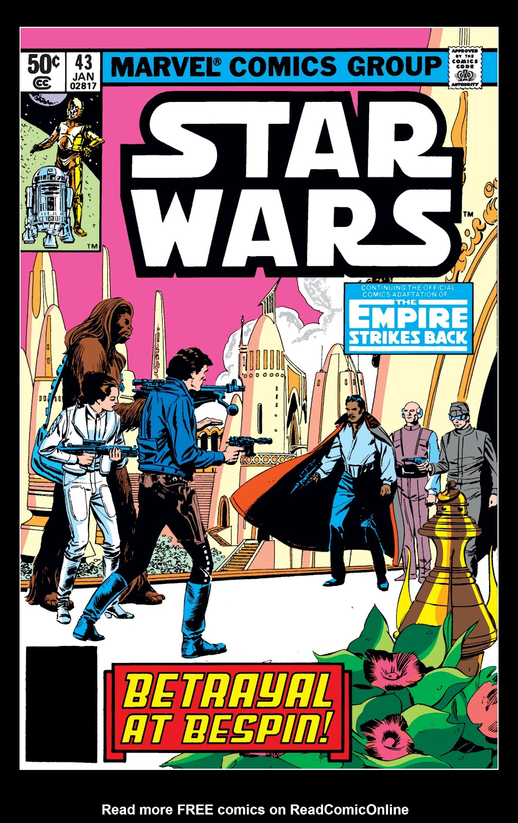 Read online Star Wars Legends: The Original Marvel Years - Epic Collection comic -  Issue # TPB 3 (Part 1) - 78