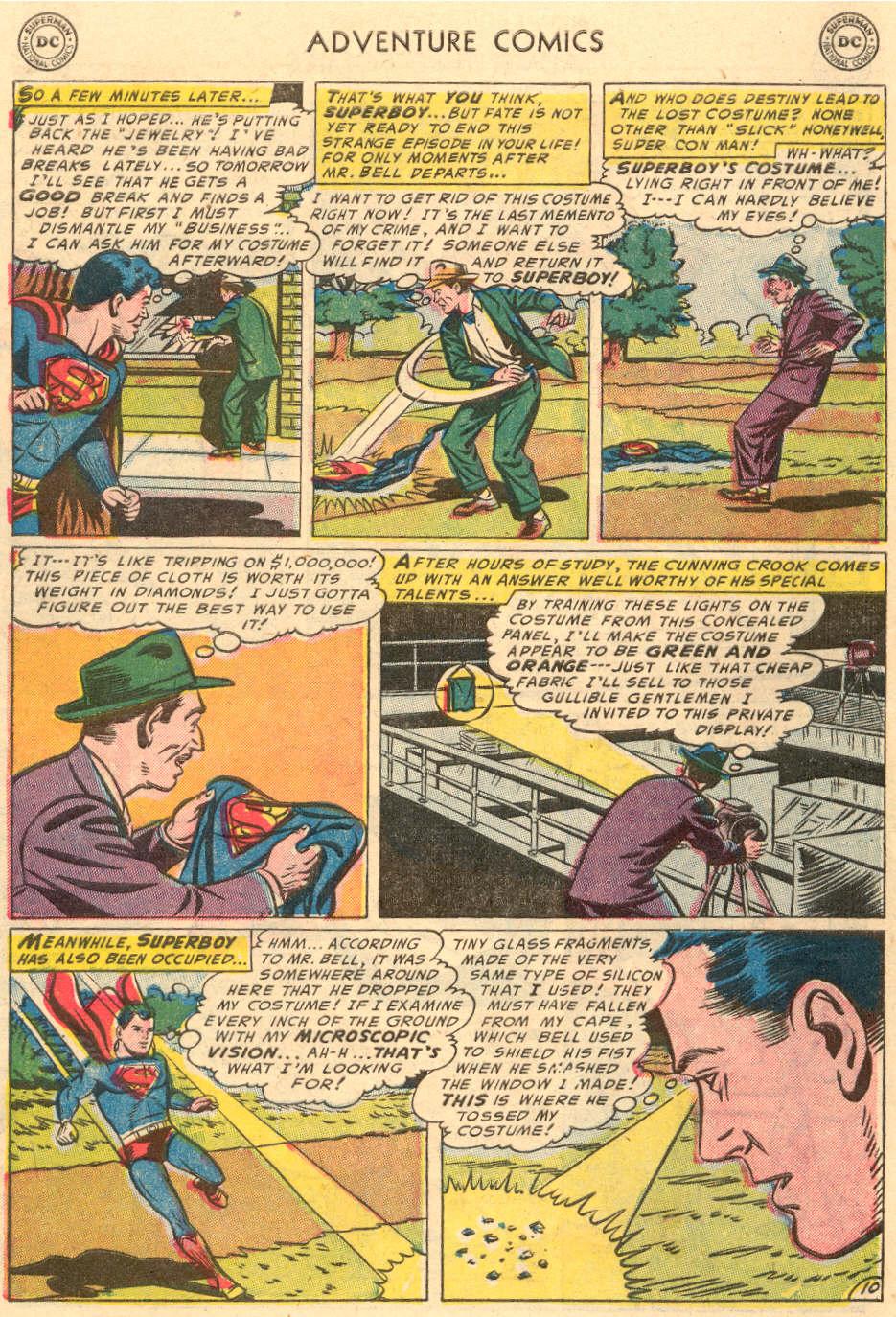 Read online Adventure Comics (1938) comic -  Issue #193 - 12