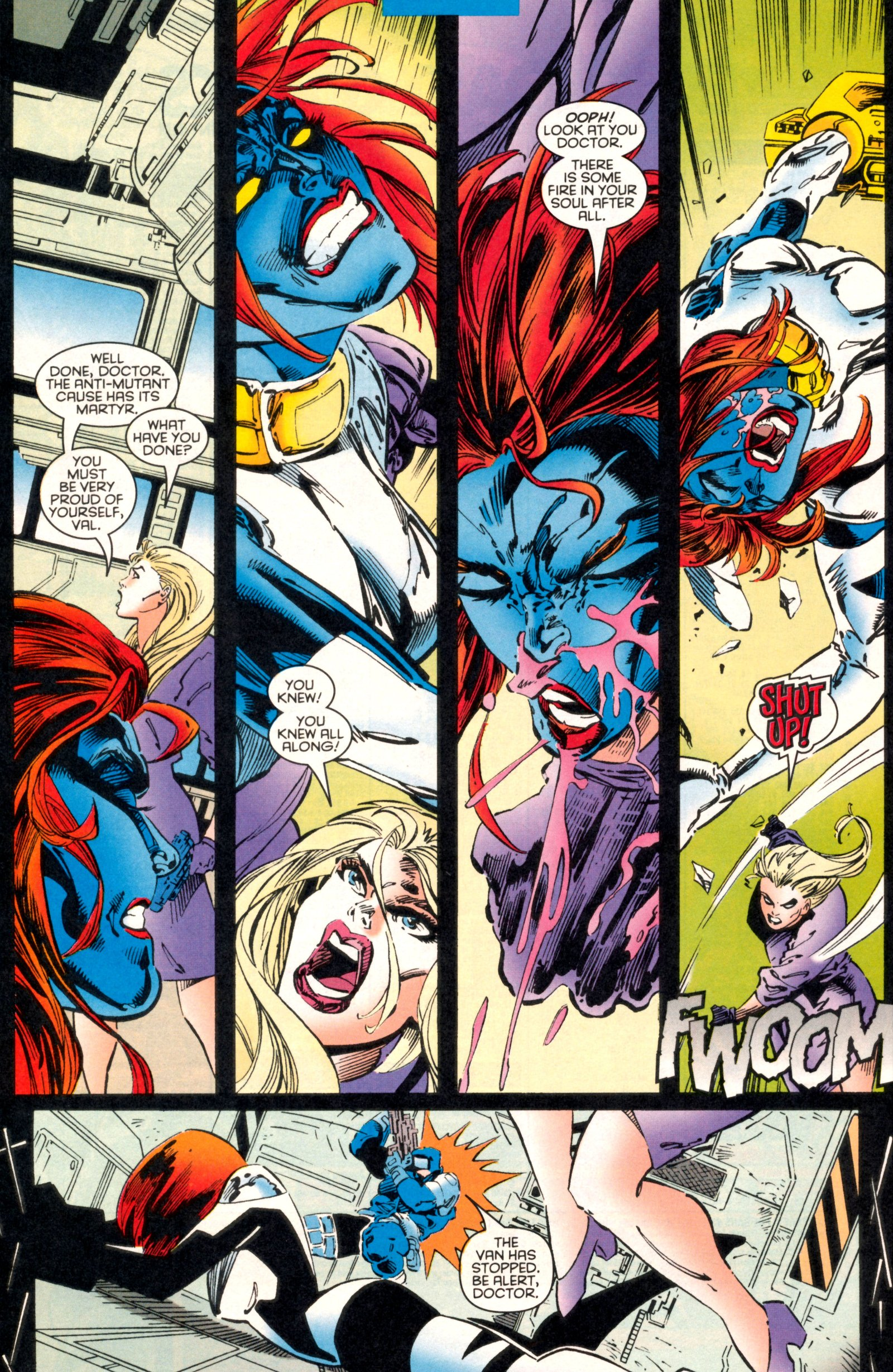 Read online X-Factor (1986) comic -  Issue #130 - 28