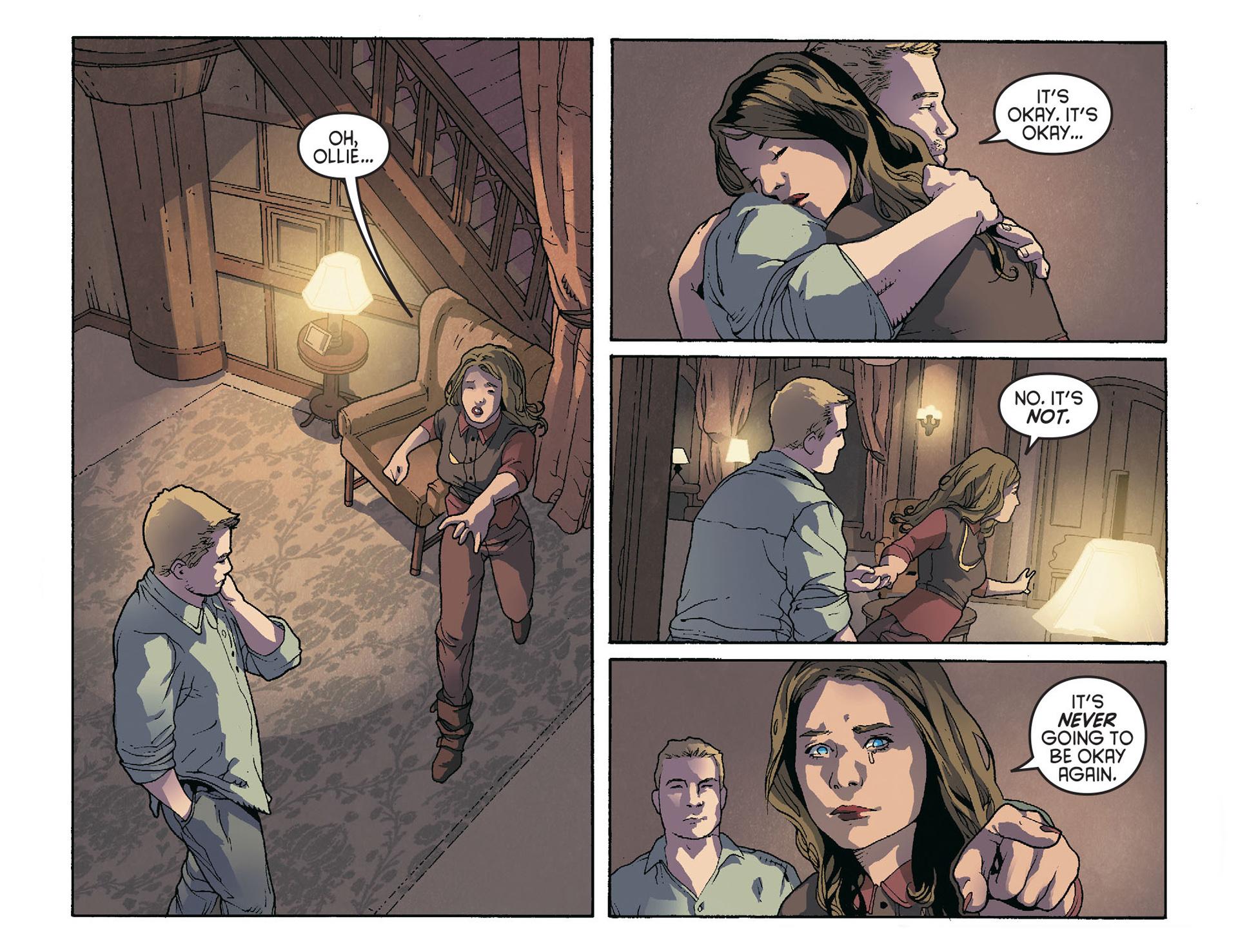 Read online Arrow [II] comic -  Issue #36 - 9