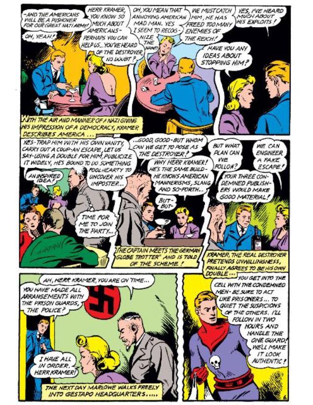 Read online All-Winners Comics comic -  Issue #5 - 60