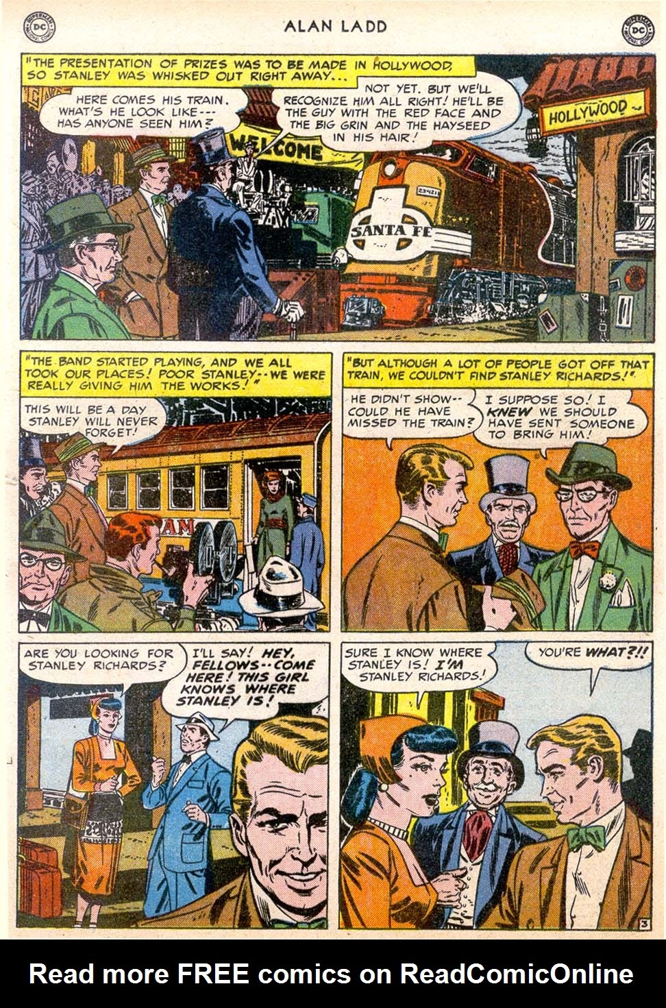Adventures of Alan Ladd issue 4 - Page 19