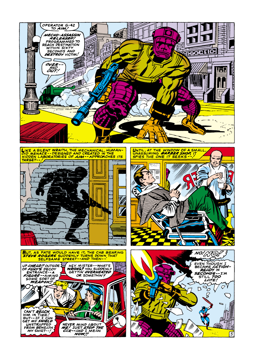 Tales of Suspense (1959) issue 92 - Page 18