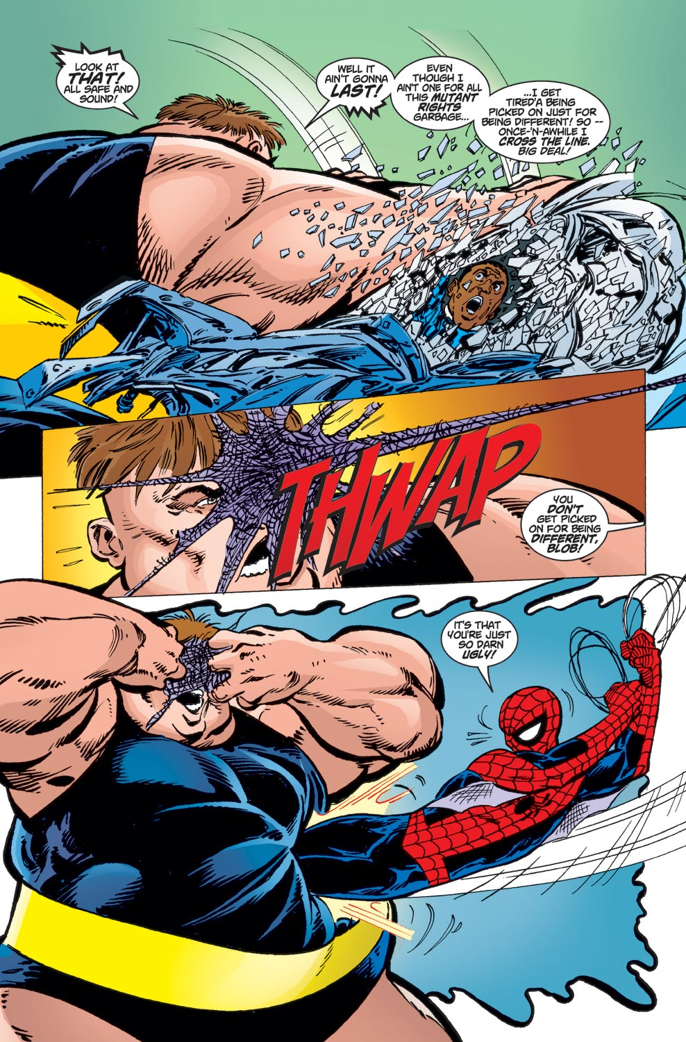 The Amazing Spider-Man (1999) 11 Page 15