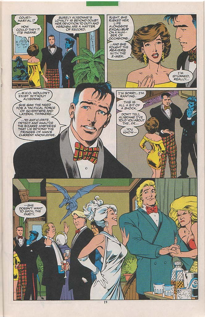Excalibur (1988) issue 55 - Page 15