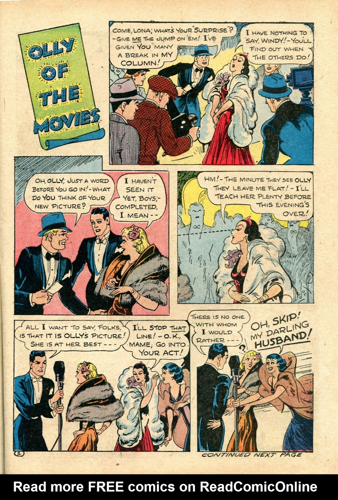 Read online Famous Funnies comic -  Issue #112 - 47