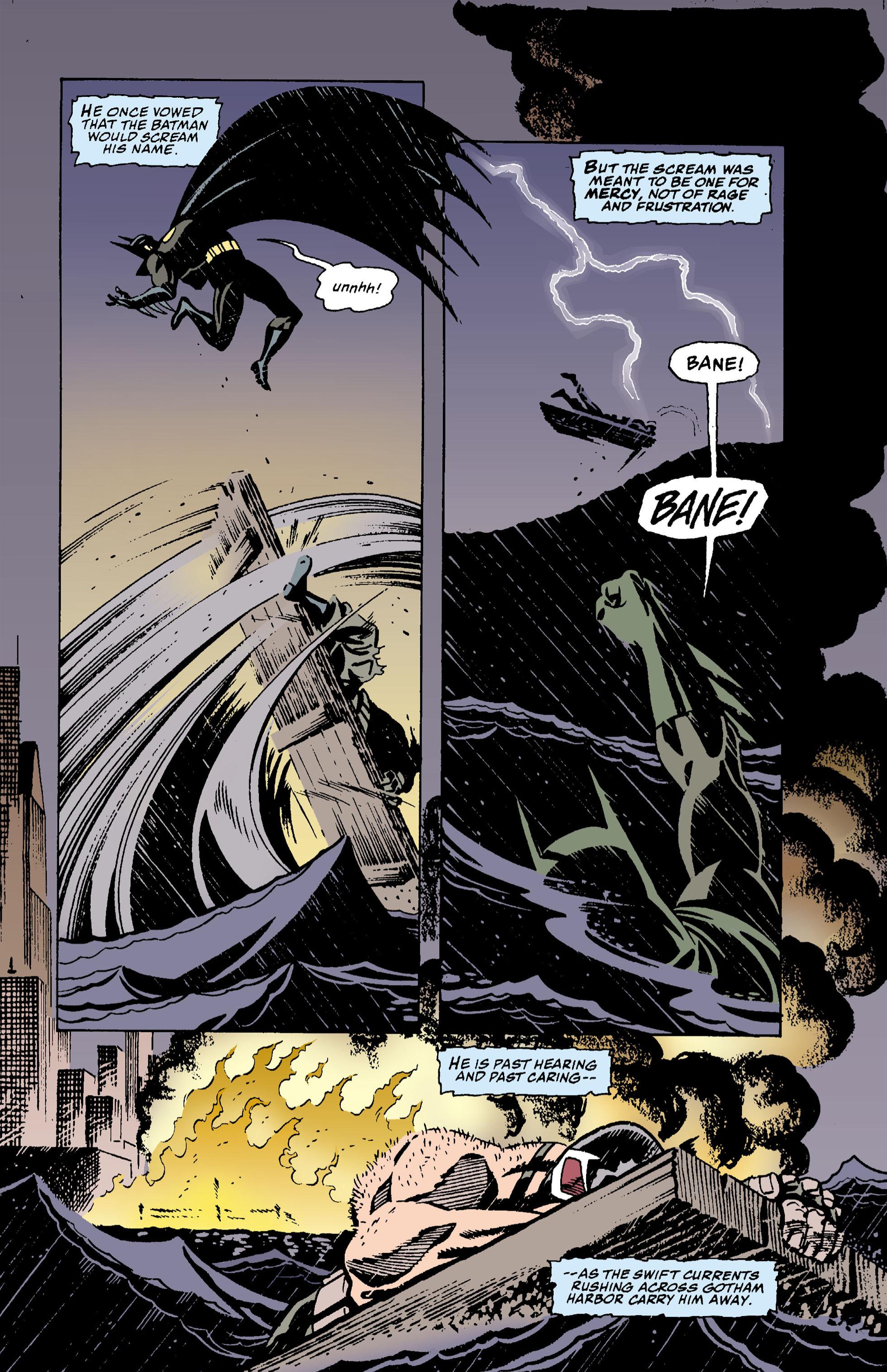 Read online Batman: Bane comic -  Issue # Full - 4