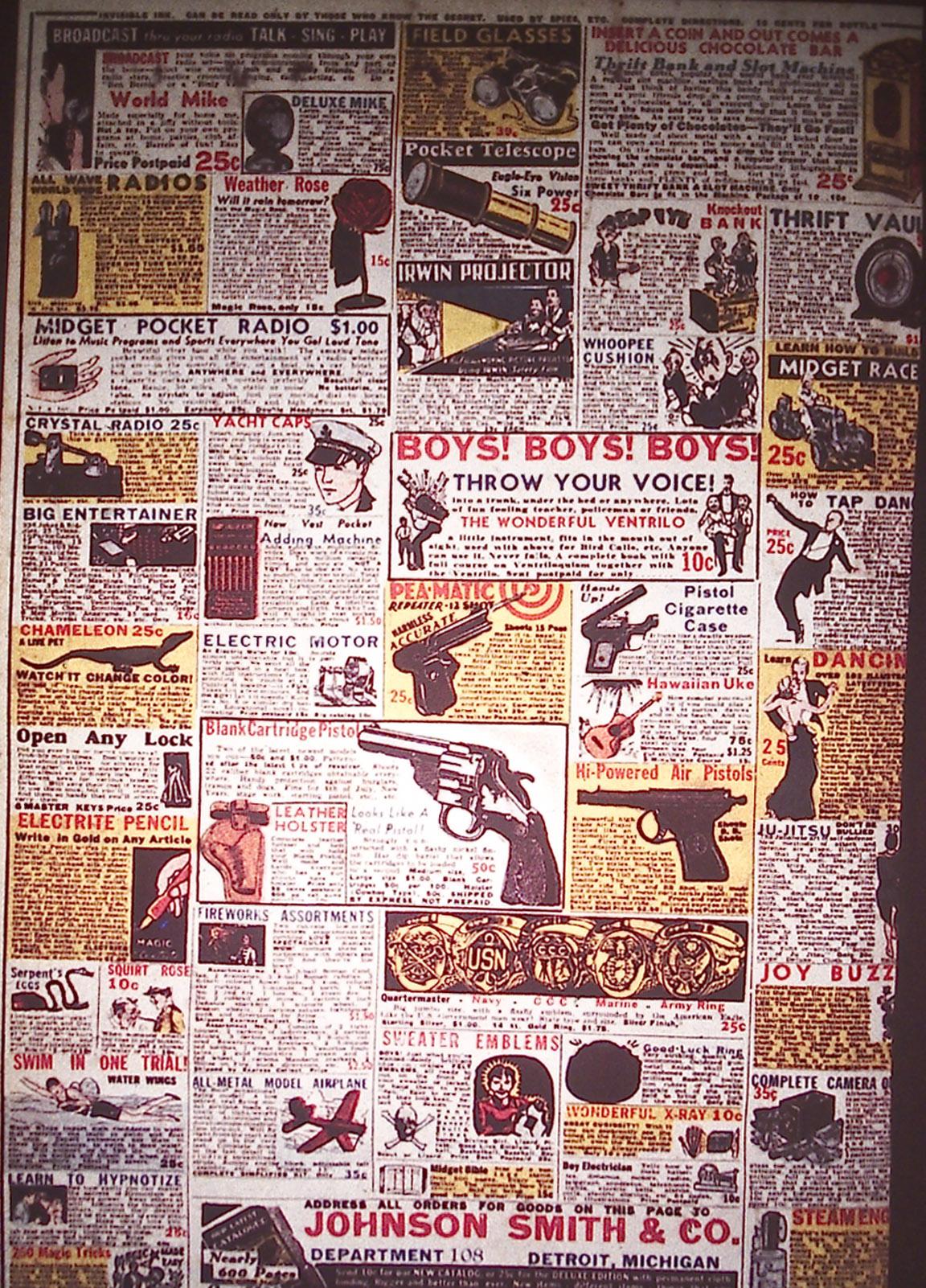 Read online Detective Comics (1937) comic -  Issue #5 - 68